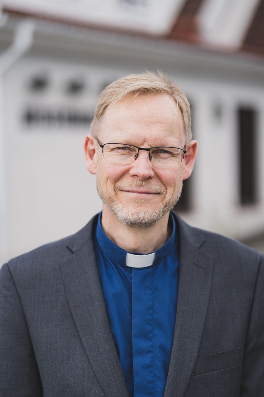 Pastor Lasse Andersson